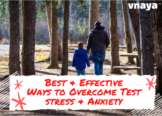 Best & Effective Ways to Overcome Test Stress & Anxiety